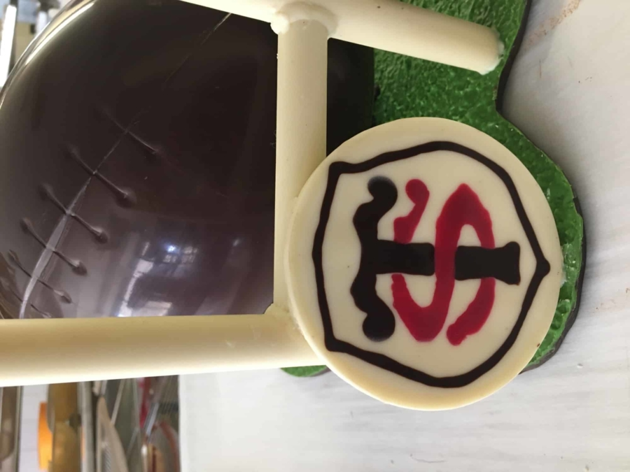 rugby toulousain chocolat